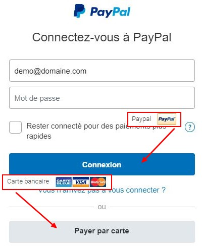 aide paiement