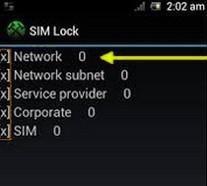 Compteur Sony hardlock